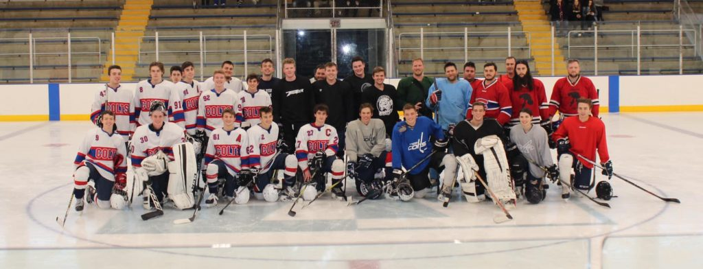 Chartiers Valley Alumni Game
