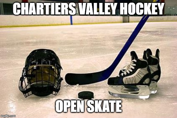 Chartiers Valley Hockey Open Skate